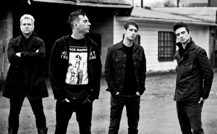 Album Review: American Fall by Anti-Flag