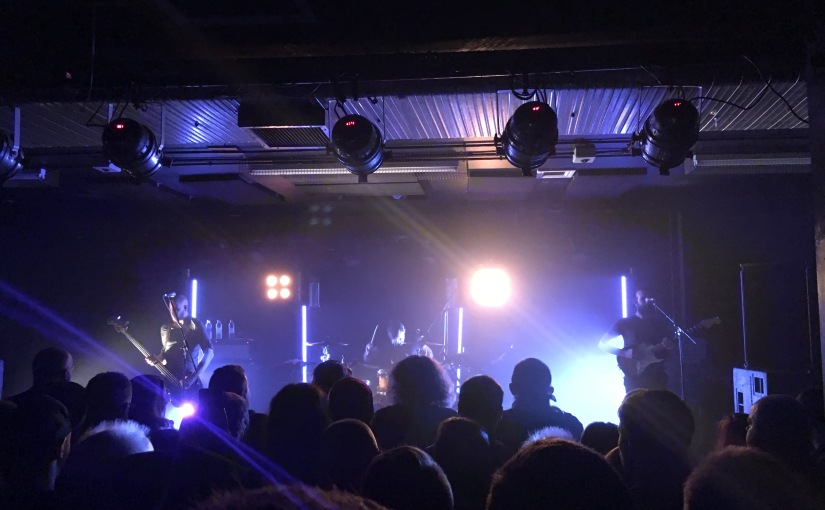 Gig Review: Arcane Roots @ The Slade Rooms, Wolverhampton