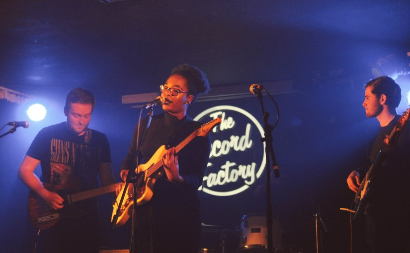 Gig Review: Kiki Miller @ The Record Factory,Glasgow