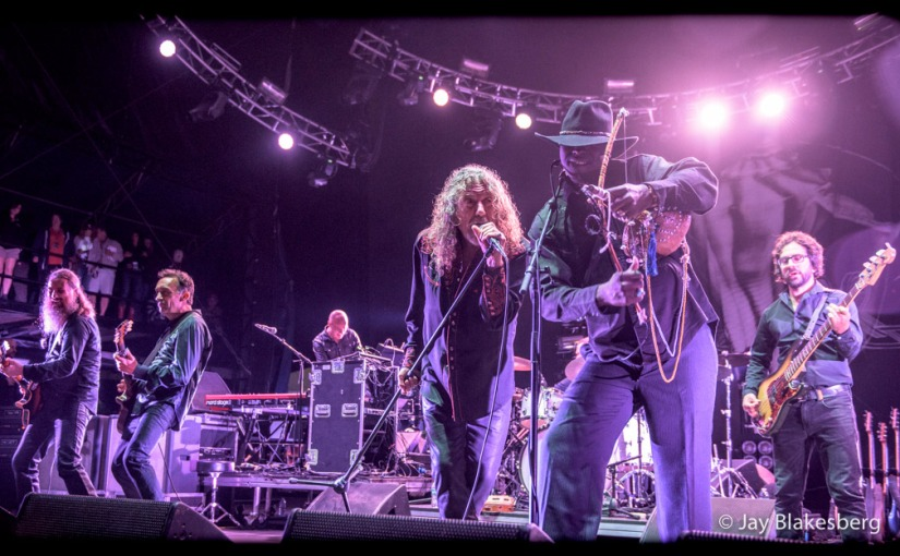 Gig Review: Robert Plant and the Sensational Space Shifters @ Clyde Auditorium