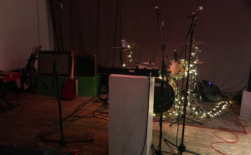 Gig Review: Quiche, Barbe Rousse + Kimona @ Old Hairdressers