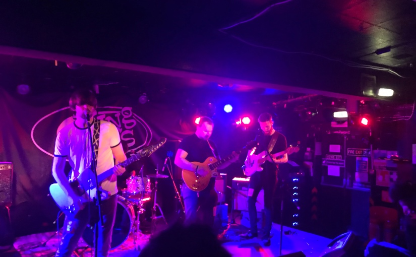 Gig Review: The Mawb, The Good Arms + Dead Coyotes @ KingTuts