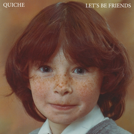 'Let's Be Friends' Cover Art