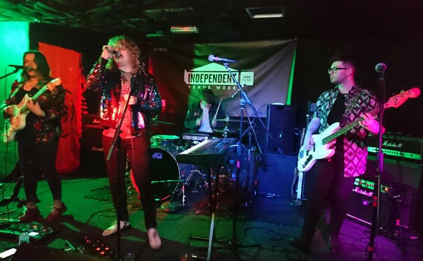 Gig Review: The Vegan Leather & SWAY @ The Bungalow