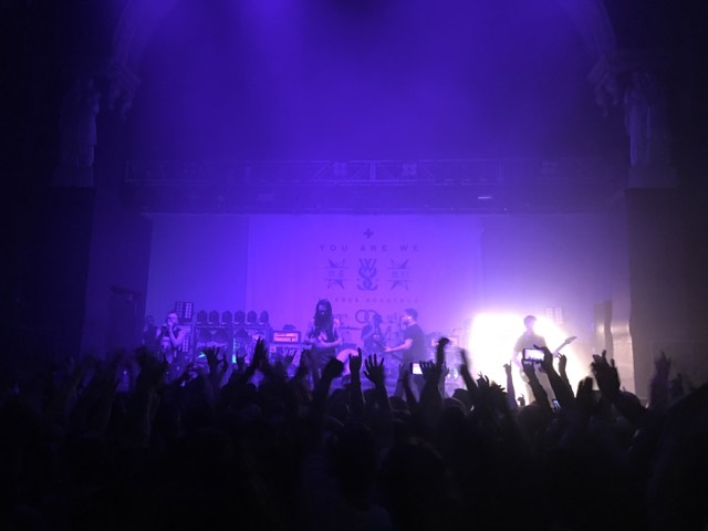 Gig Review: While She Sleeps @ O2 Institute,Birmingham