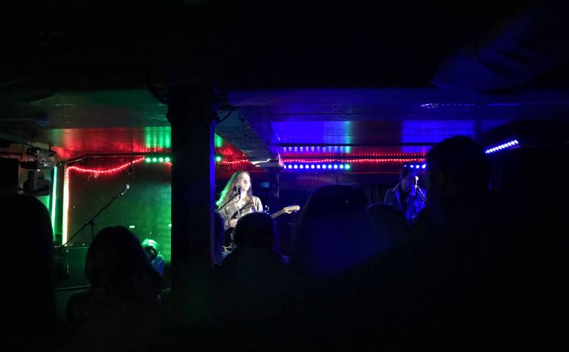 Gig Review: Casey Lowry @ Broadcast, Glasgow