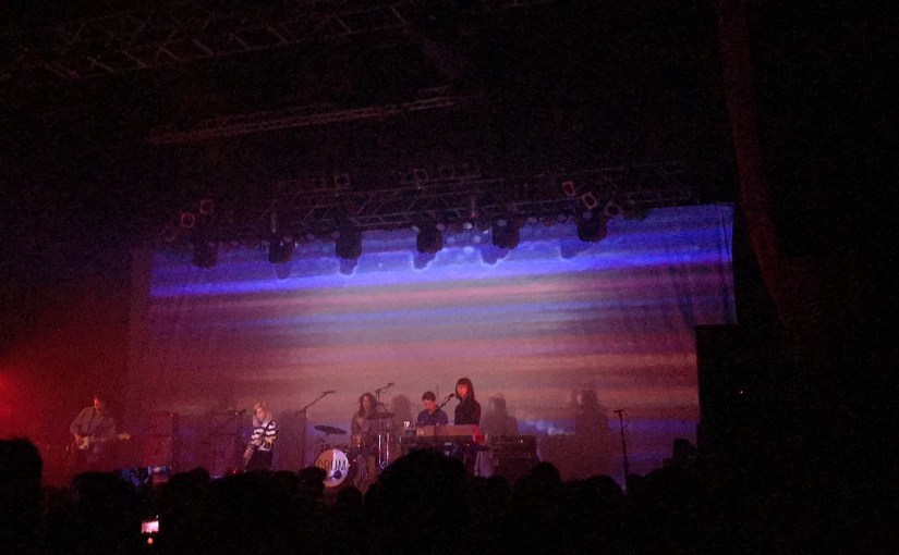 Gig Review: ALVVAYS @ O2 ABC, Glasgow