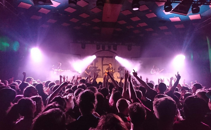 Gig Review: The Front Bottoms @ The Barras, Glasgow