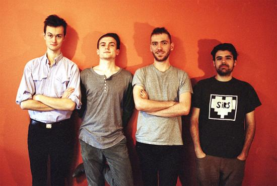 Ought find their groove with third album Room Inside the World