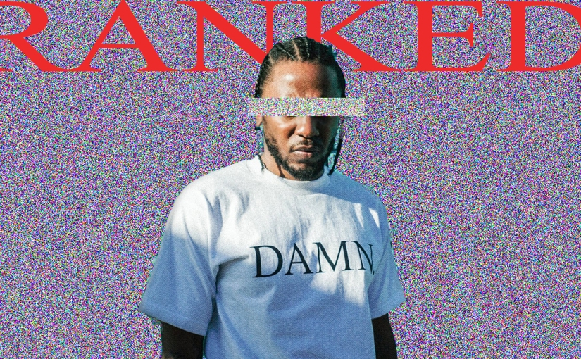Every Kendrick Lamar Album, Ranked From Worst ToBest
