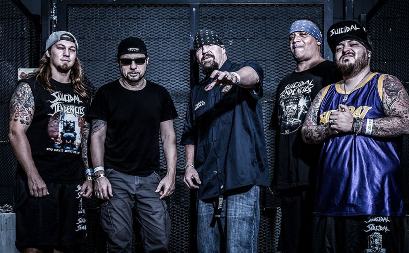 Suicidal Tendencies deliver disappointment and boredom in equal measure on new EP 'Get Your Fight On!'