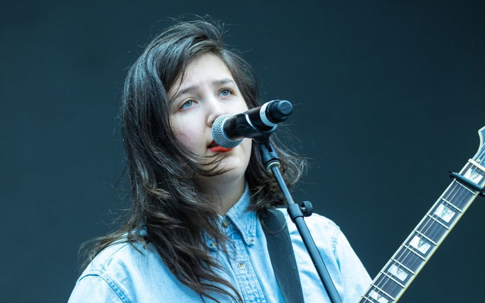 lucy dacus delivers an emotional sucker punch on new lp historian transistor. Black Bedroom Furniture Sets. Home Design Ideas