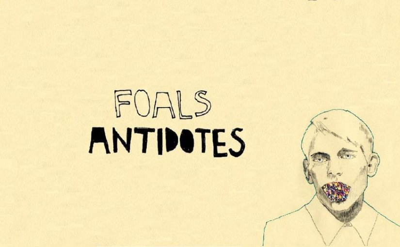 Looking Back At… Antidotes by Foals