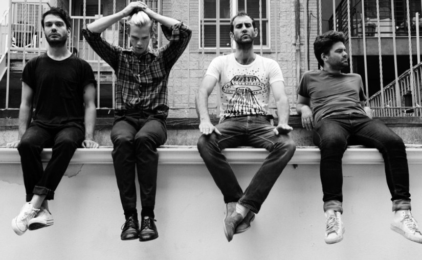 Preoccupations hit their stride on latest LP 'NewMaterial'