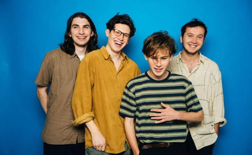 Stuffed with summery jams, The Magic Gang impress with their debutLP