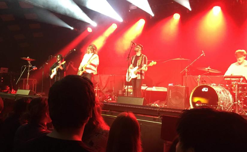 Phoenix + The Vegan Leather @ Barrowland Ballroom, Glasgow, 26/03/18