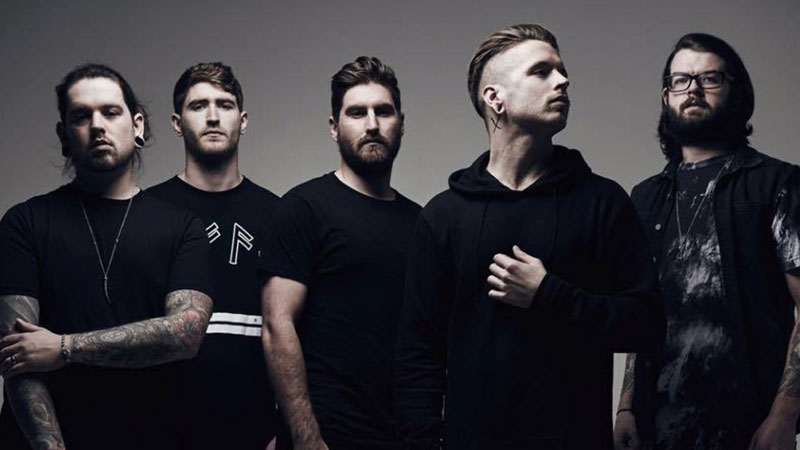 Bury Tomorrow light the spark for album five with Black Flame
