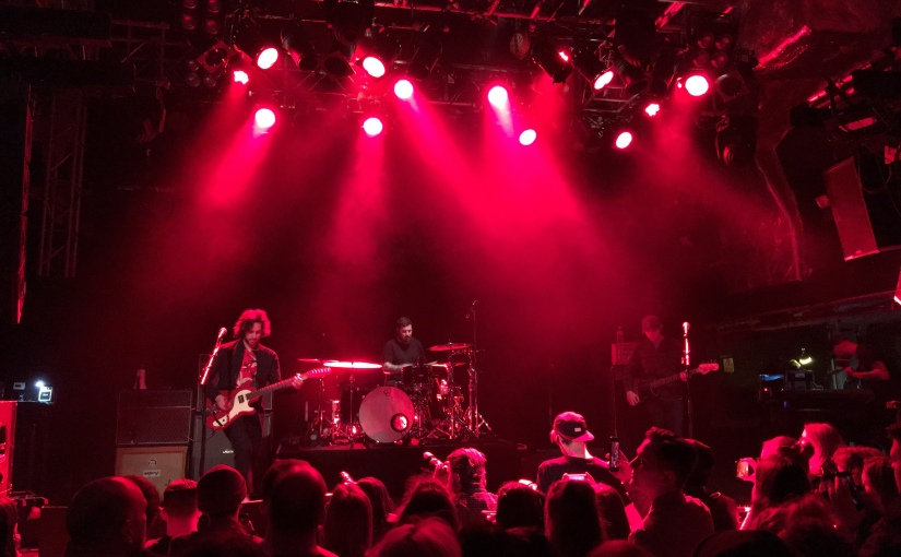 Black Foxxes flatten boxxes at the O2 Academy Islington