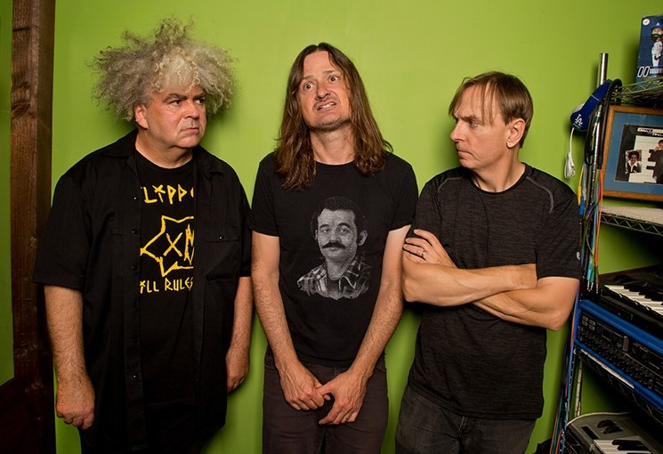 The Melvins Shouldn't Have Carried Pinkus Abortion Technician to Term