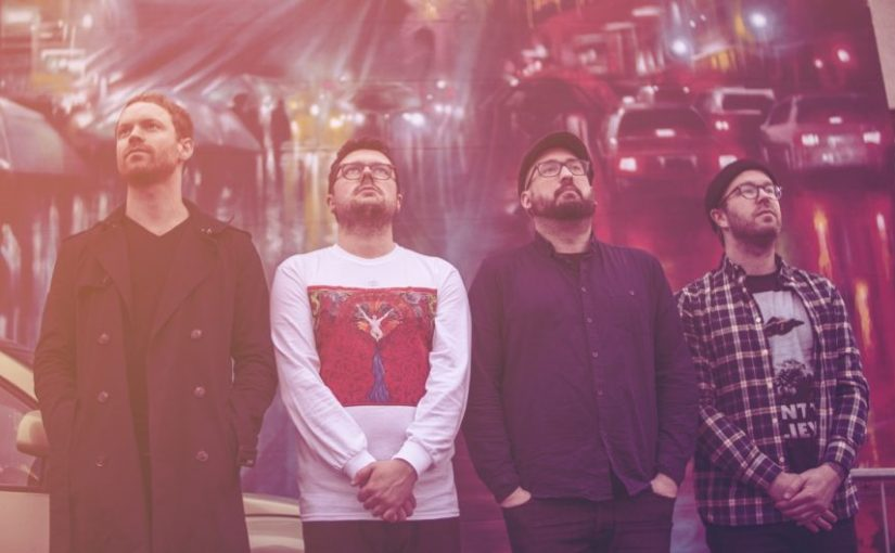 blanket carry you into the night sky with debut album How To LetGo