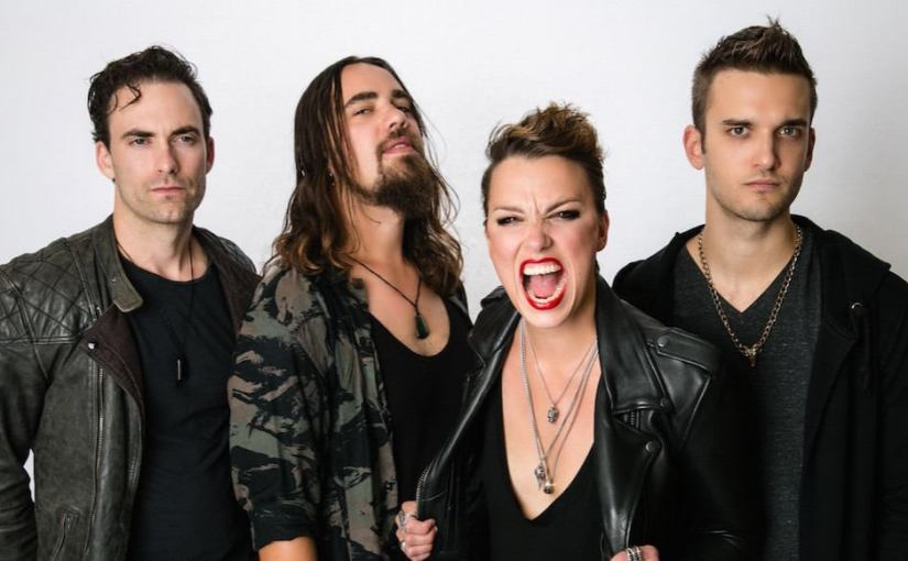 Halestorm bare their teeth withVicious