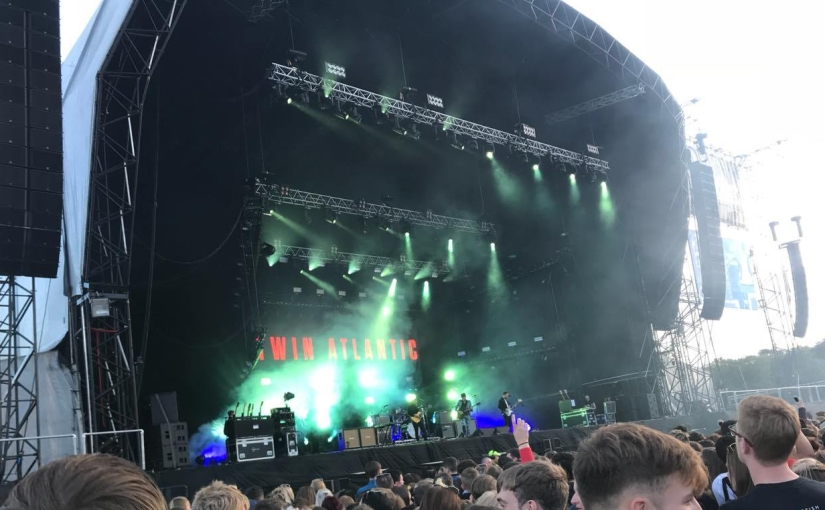 Gig Review: Twin Atlantic @ Summer Sessions