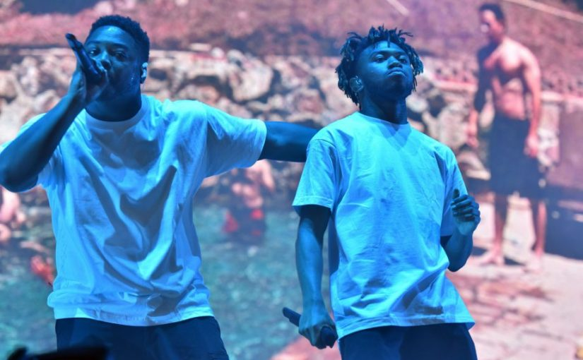 Album Review: iridescence by Brockhampton