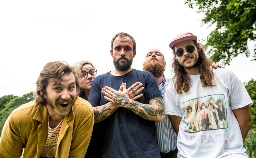 IDLES tackle everything from Brexit to gym lads on 'Joy as an Act of Resistance'