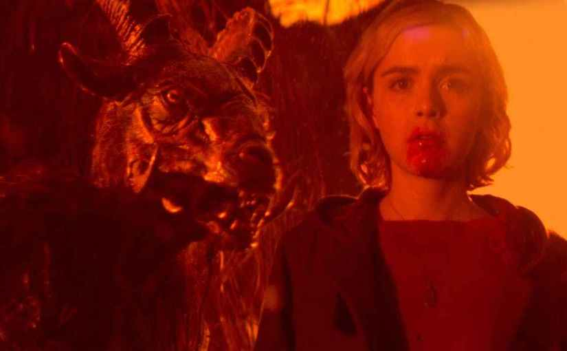 Looking for some dark, spooky fun? The Chilling Adventures of Sabrina has you covered