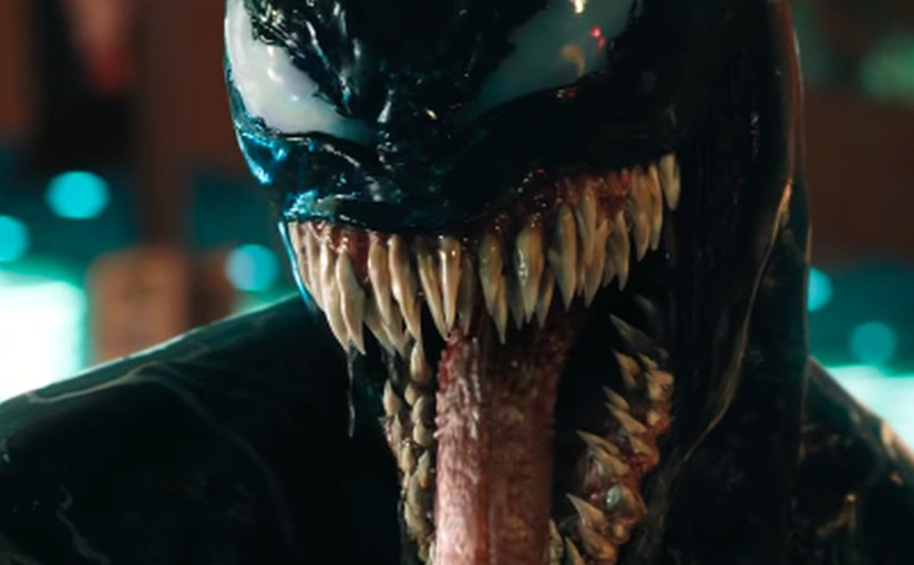Venom proves to be a piece of toxic tripe
