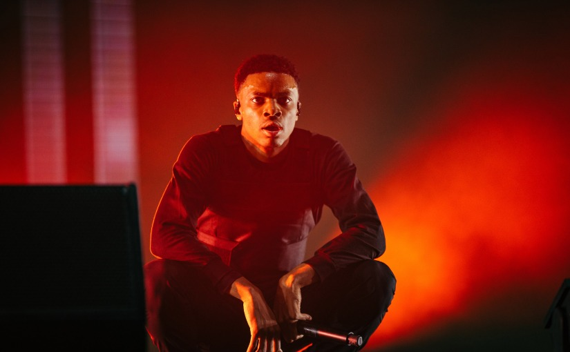 "Get tuned into the radio with Vince Staples on ""FM!"""