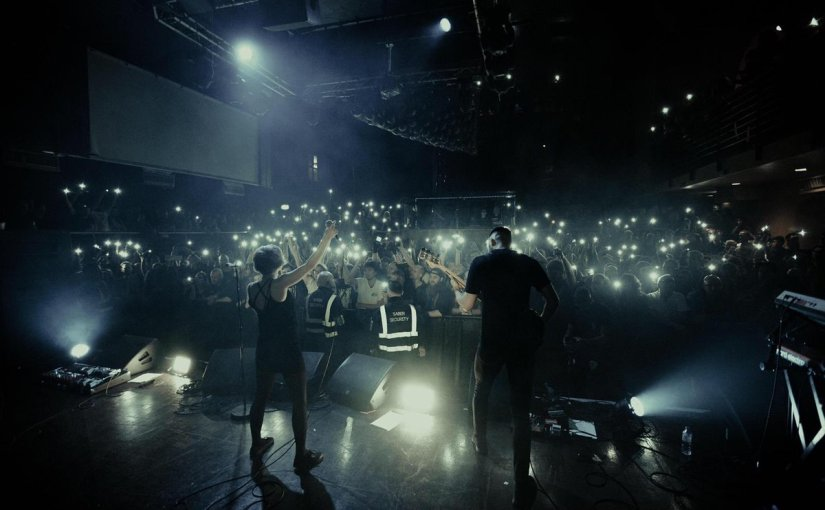 Rolo Tomassi electrify and inspire at London'sScala